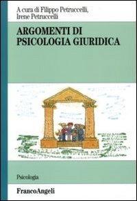 Argomenti di psicologia giuridica