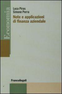 Note e applicazioni di finanza aziendale