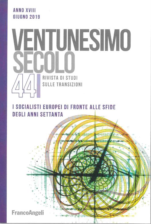 Ventunesimo Secolo I Socialisti Europei Di  Fronte Alle Sfide Degli Anni Settanta