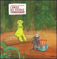 L'amico del piccolo tirannosauro