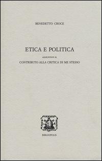 Etica e politica