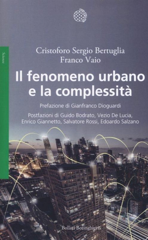 Il fenomeno urbano e la complessità