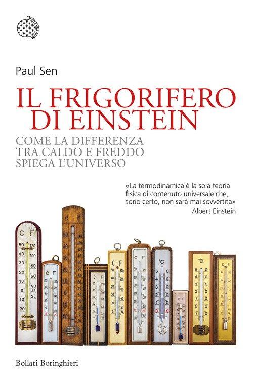 Il frigorifero di Einstein. Come la differenza tra caldo e freddo spiega l'universo