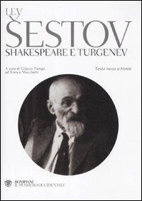 Shakespeare e Turgenev