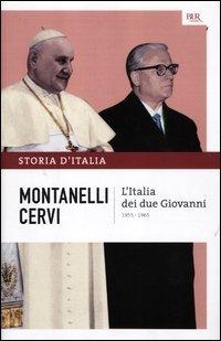 Storia d'Italia. Vol. 18: L'Italia dei due Giovanni (1955-1965).