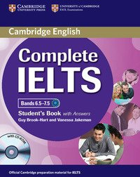 Complete Ielts. Level C1. Student`s Book. 6.5-7.5 With Answers. Con Espansione Online