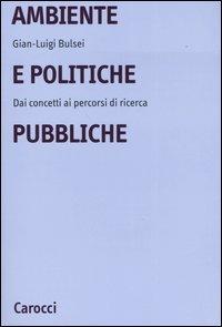 Ambiente e politiche pubbliche