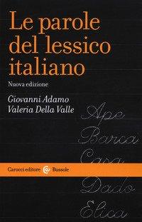 Le parole del lessico italiano