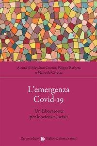 L'emergenza Covid-19. Un laboratorio per le scienze sociali
