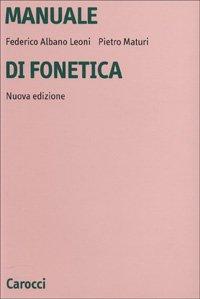 Manuale di fonetica