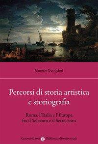 Percorsi di storia artistica e storiografia