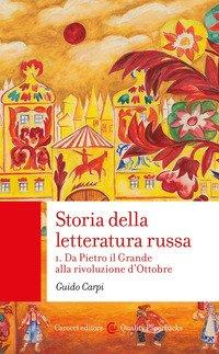 Storia della letteratura russa