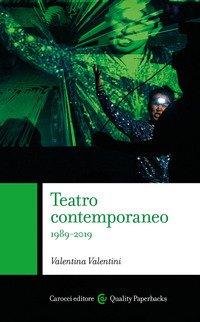 Teatro contemporaneo 1989-2019