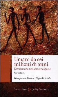 Umani da sei milioni di anni