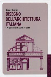 Disegno dell'architettura italiana
