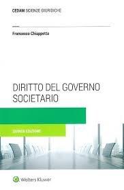 Diritto del governo societario. La corporate governance delle società quotate