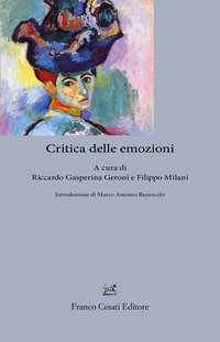 Critica delle emozioni