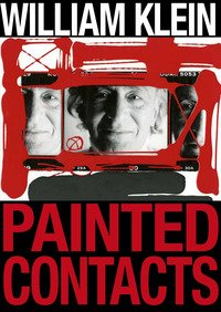 William Klein. Painted contacts