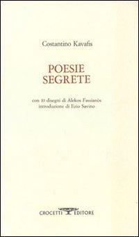 Poesie segrete. Testo greco a fronte