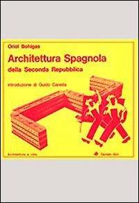 Architettura spagnola della seconda repubblica