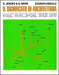Il significato in architettura