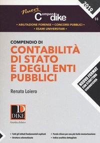 Compendio di contabilità di Stato e degli enti pubblici