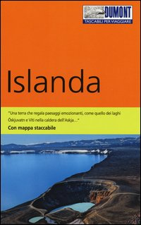 Islanda. Con mappa