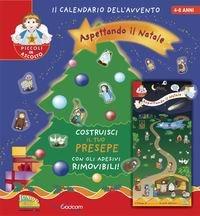 Il Calendario Dellavvento.Aspettando Il Natale Il Calendario Dell Avvento Autori Vari Edb Libro Librerie Universita Cattolica Del Sacro Cuore