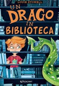Un drago in biblioteca