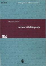 Lezioni di bibliografia