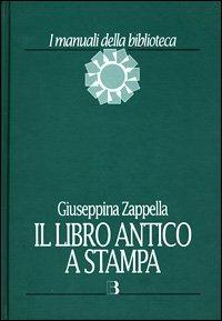Il libro antico a stampa
