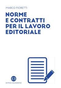 Norme e contratti per il lavoro editoriale