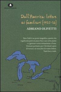 Dall'America: lettere ai familiari (1925-26)