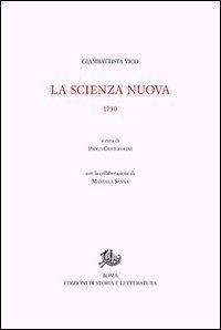 Scienza Nuova. 1730.