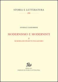 Modernismo e modernisti
