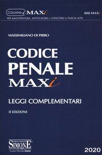 Codice penale. Leggi complementari