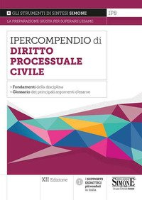Ipercompendio di diritto processuale civile