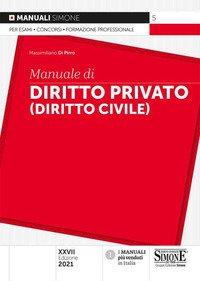 Manuale di diritto privato (diritto civile)