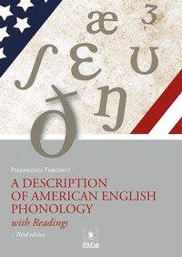 A Description of american english phonology