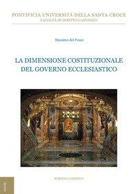 La dimensione costituzionale del governo ecclesiastico