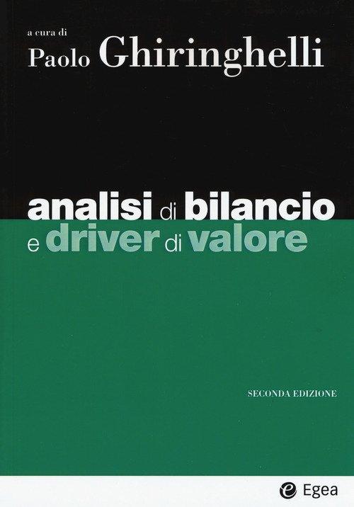 Analisi di bilancio e driver di valore