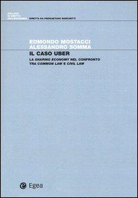 Il caso Uber. La sharing economy nel confronto tra common law e civil law
