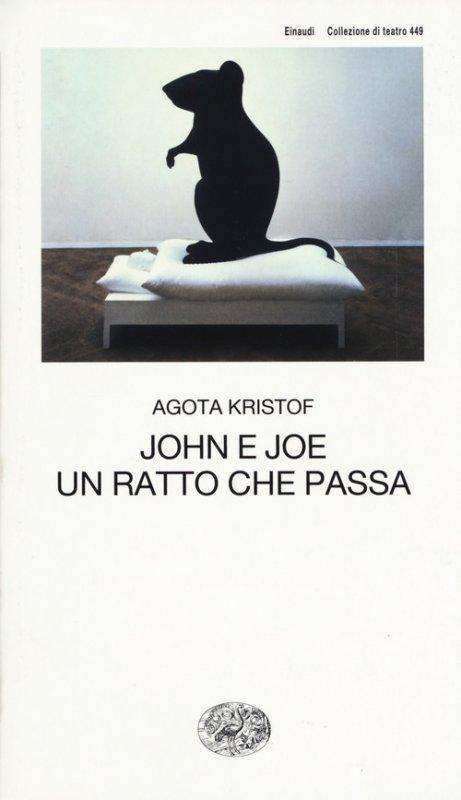 John e Joe-Un ratto che passa