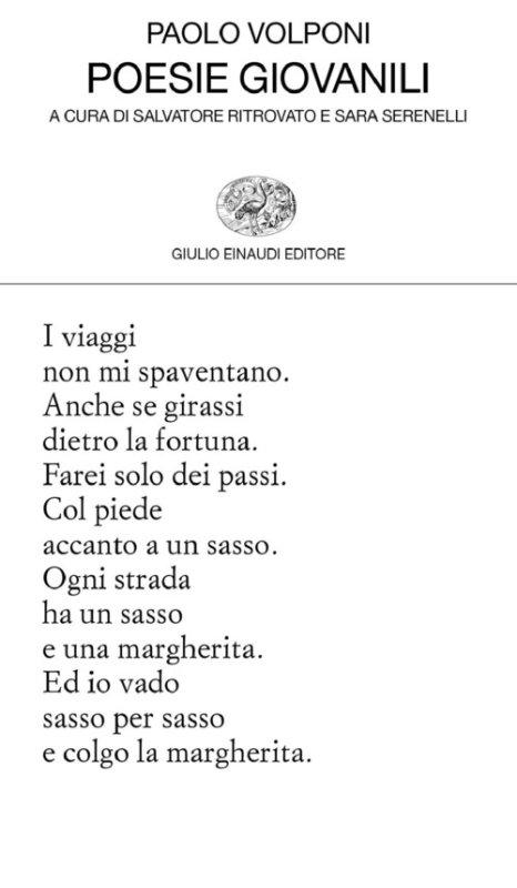 Poesie giovanili