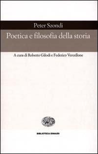Poetica e filosofia della storia