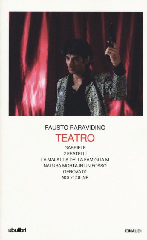 Teatro. Gabriele-Due fratelli-La malattia della famiglia M.-Natura morta in un fosso-Genova 01-Noccioline
