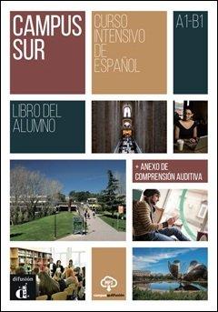 Campus Sur A1-b1 Edicion Premium Libro Alumno+libro Digital+campus Difusion