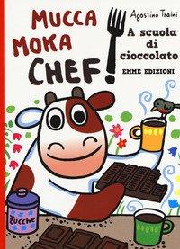 A scuola di cioccolato. Mucca Moka chef