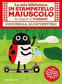Coccinella, all'avventura! Con adesivi
