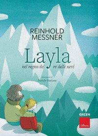 Layla nel regno del re delle nevi